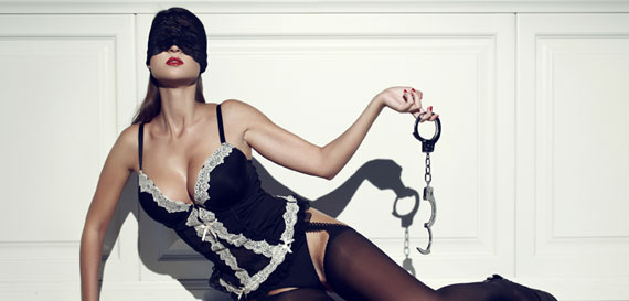 Blindfolds and Restraints