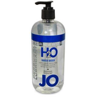 System Jo H2O Lubricant 475ml (16oz)