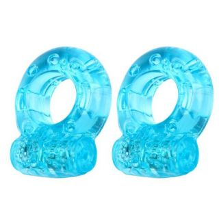 Vibrating Cock Ring 2 Pack
