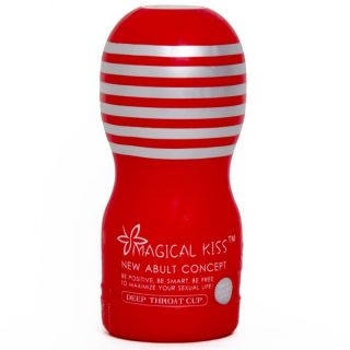 Tenga Magical Kiss Deep Throat Stimulator