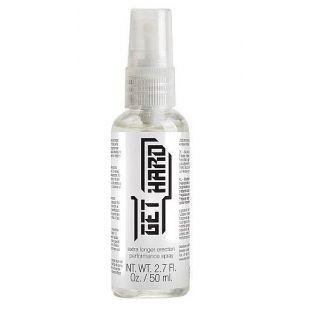 Get Hard Erection Spray