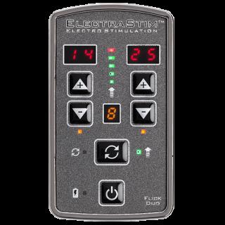 ElectroStim Electro-Sex Stimulator Flick Duo Controller EM80-E