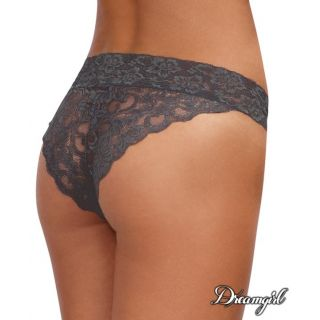Dreamgirl Stretch Lace Panty - Small