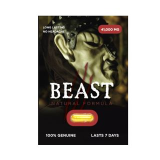 Beast Male Enhancement and Performance Pill