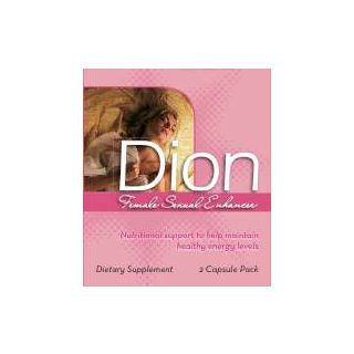 Dion Female Sexual Health Enhancer