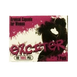 Exciter Arousal Capsule for Women