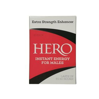Hero Male Performance Pills 10PK