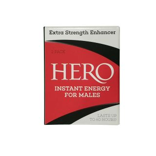Hero Male Performance Pills 2PK