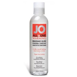Jo All In One Warming Massage Glide – 120ml