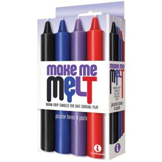 Make Me Melt Drip Candles - Passion