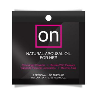 ON Natural Arousal Oil for Her Single Ampoule