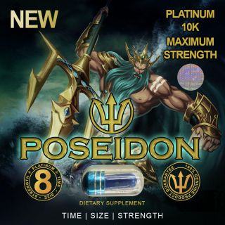 Poseidon Male Enhancement Supplement Pill