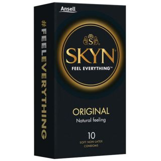 SKYN Original 10 Condoms