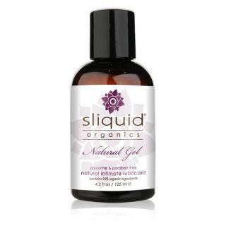 Organics - Gel 125ml by Sliquid