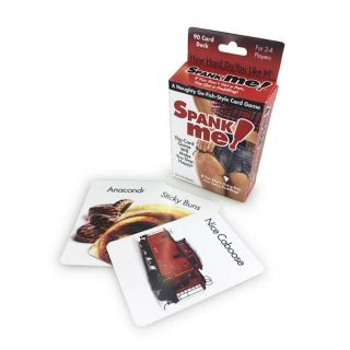 Spank Me! Card Game