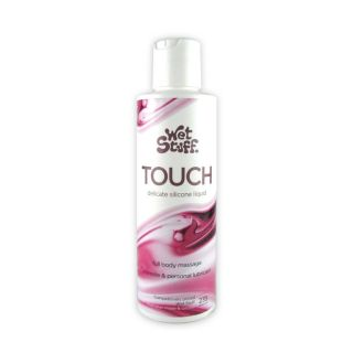 Wet Stuff Touch Silicone Personal Lubricant