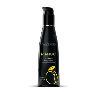 Wicked Mango Flavoured Personal Lubricant 120ml