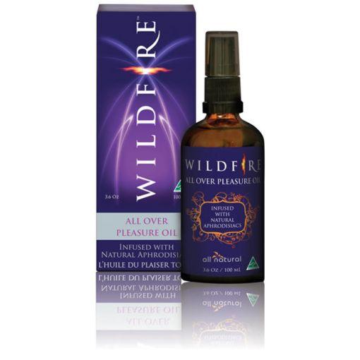 WildFire All Over Pleasure Oil - Original