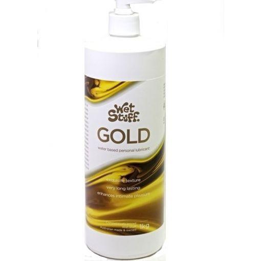 Wet Stuff Gold Lubricant 1kg