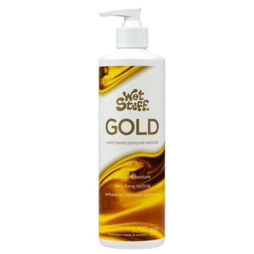 Wetstuff Gold Lubricant 550g