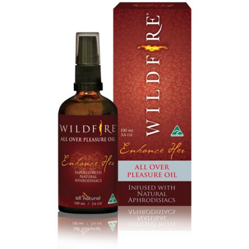 Wildfire Enhance Her All Over Pleasure Oil