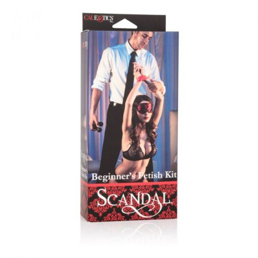 Scandal Beginner Fetish Kit