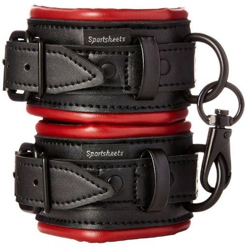 Saffron Cuffs by Sportsheets