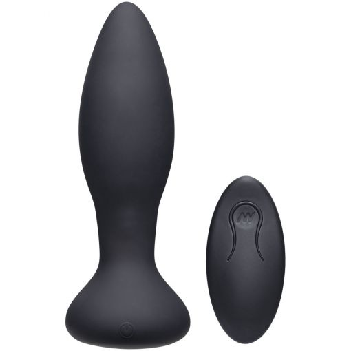 A-Play Vibe Experienced - Rechargeable Anal Plug with Remote