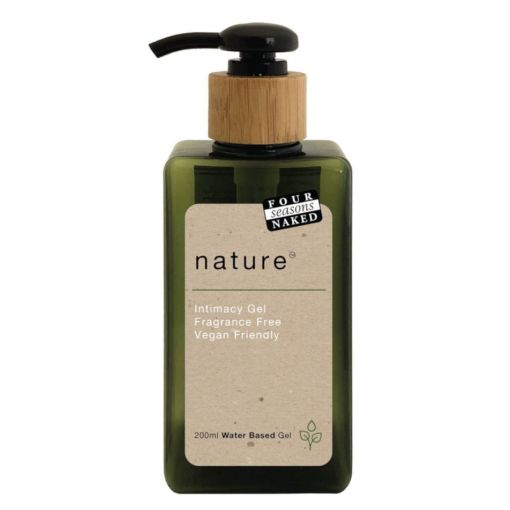 Four Seasons Nature Intimacy Gel 200mL Lubricant