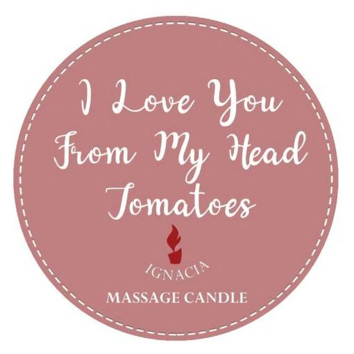 From My Head Tomatoes - Candle