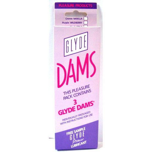 Glyde Dams Strawberry
