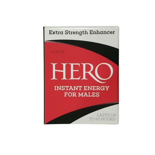 Hero Male Performance Pills 2PK