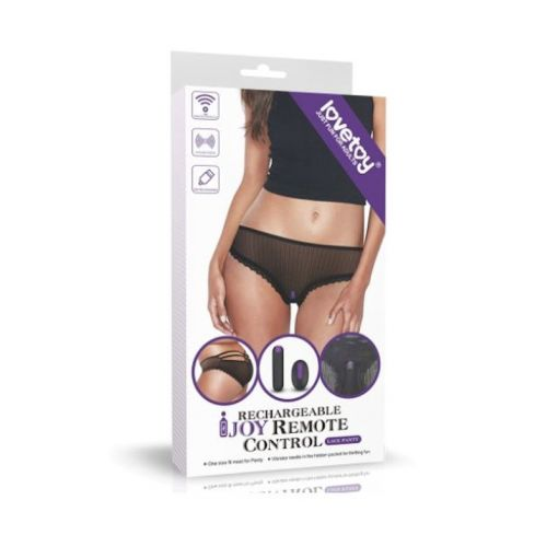 Remote Controlled Vibrating Panties by Love Toy