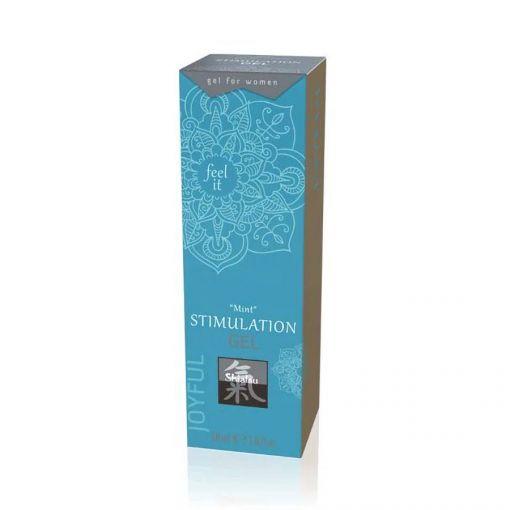 Mint Stimulation Gel for Women