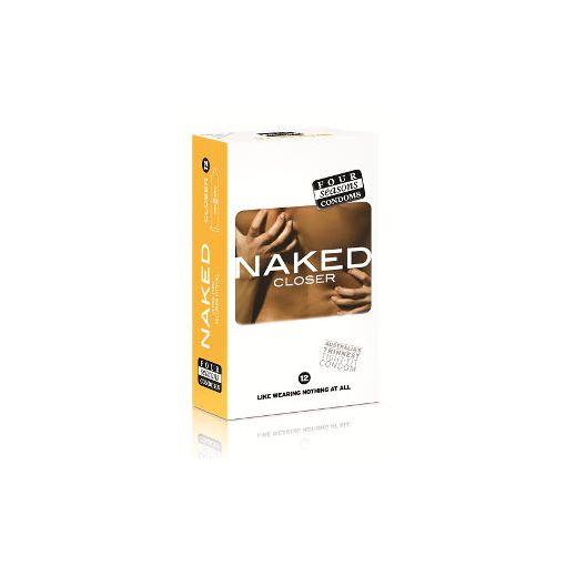 Four Seasons Naked Closer Condoms