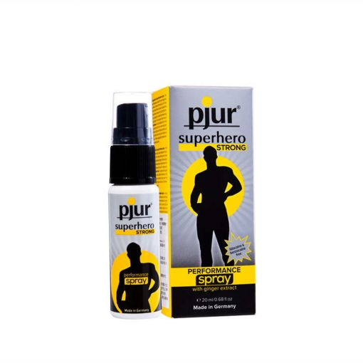 Pjur Superhero Strong Delay Spray 20ml 140744