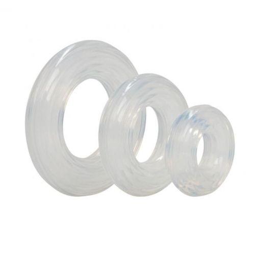 Premium Silicone Penis Ring Set