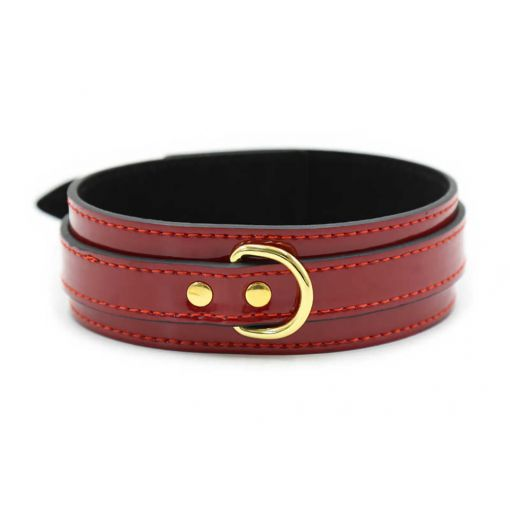 Red & Gold Collar