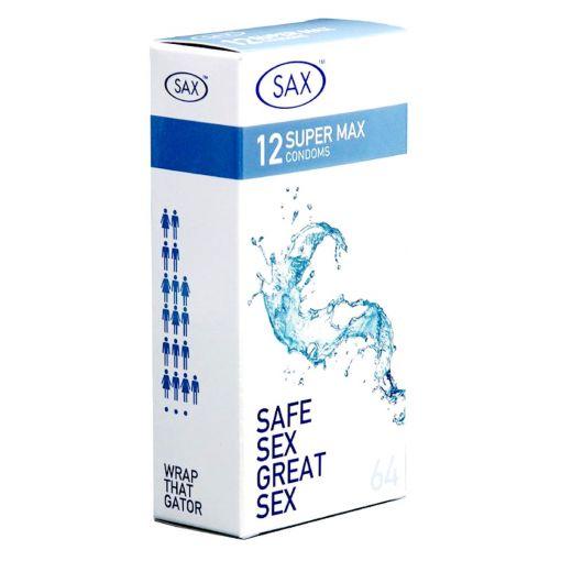 SAX Super Max 12s 64mm