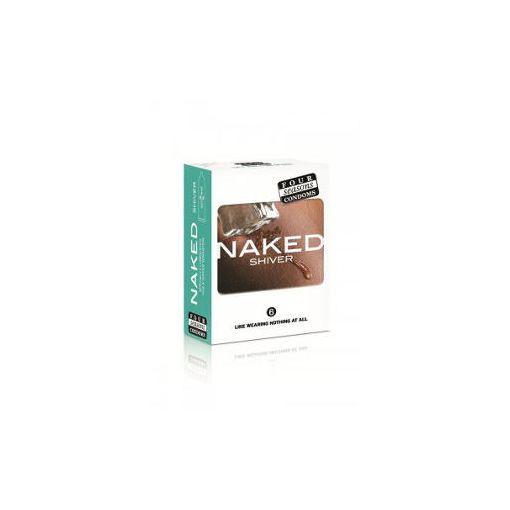 Four Seasons Naked Shiver Condoms