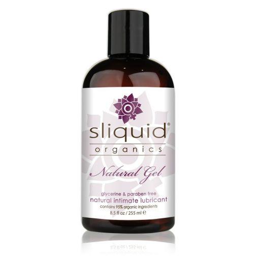 Sliquids Natural Gel Lubricant 255ml