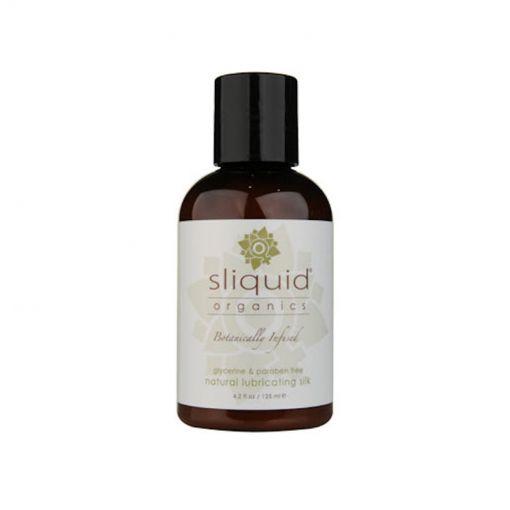 Sliquid Organics Silk Lubricant  125ml