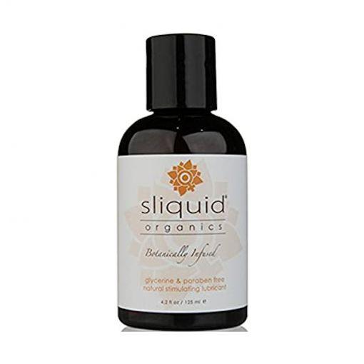 Sliquid Organics Natural Stimulating Lubricant 125ml