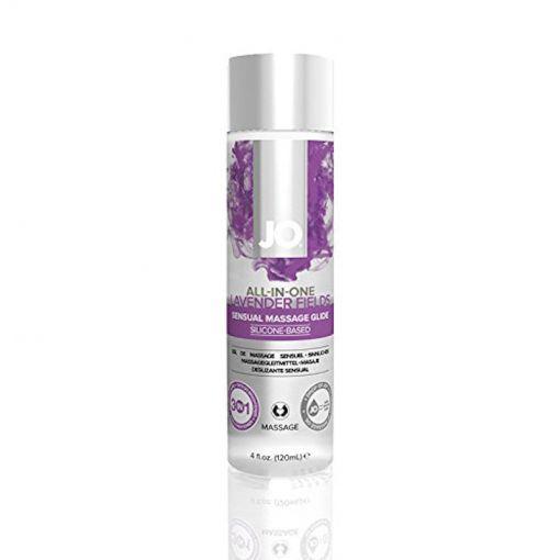 System Jo All In One Lavender Sensual Massage Glide