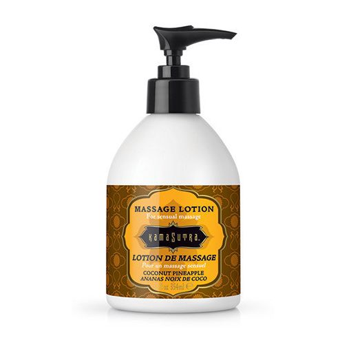 Touch Sensual Massage Lotion Coconut Pineapple by Kama Sutra