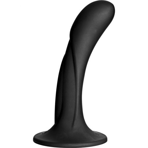 Doc Johnson Vac-U-Lock G-Spot Silicone Black