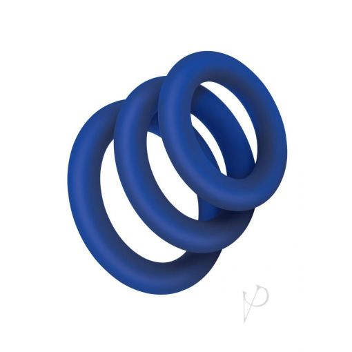 Zolo 3 Pack Cock Rings Thick