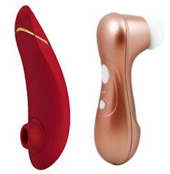 The best clitoral vibrator: The Womanizer vs the Satisfyer